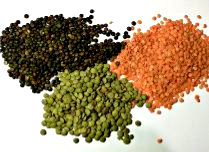 LEGUMES, SEEDS AND NUTS